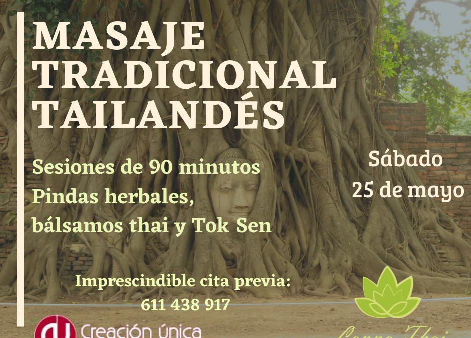Sesiones de 90 minutos – De Tailandia a Alcalá de Henares