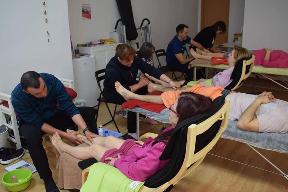 Curso Reflexología Podal Thai 16 horas (28/29 sept + prácticas) Alcalá de Henares
