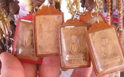 Amuletos Budistas de Tailandia